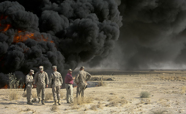 CLIMATE CHANGE and the responsibility of the Military