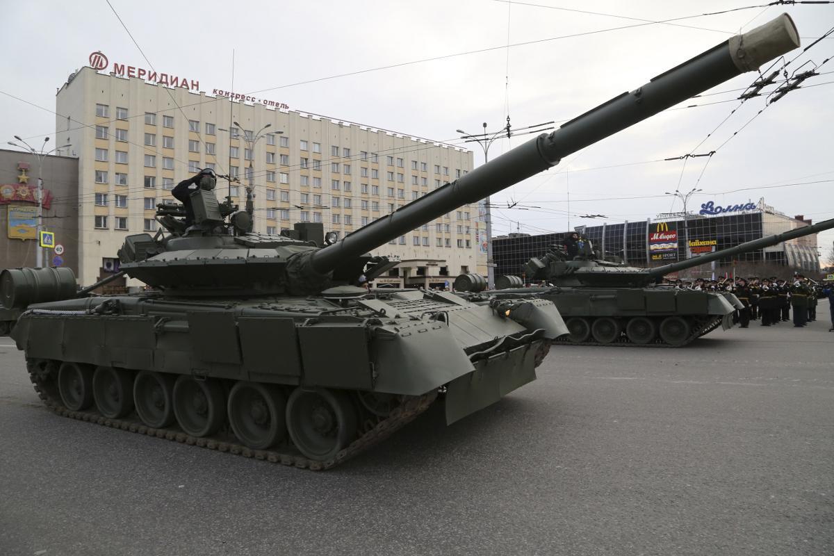 Abgereichertes Uran (DU) und russische Munition