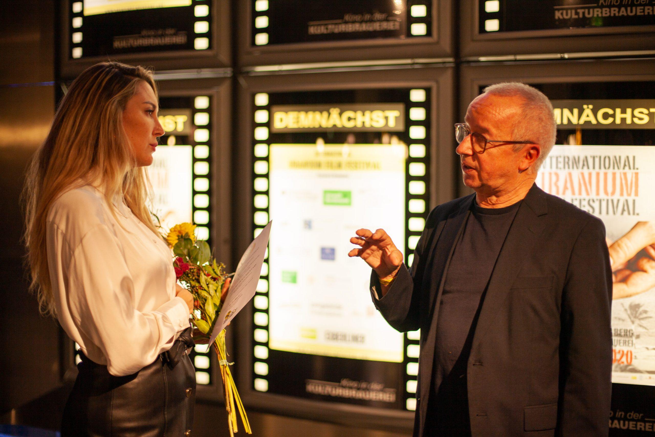 Uranium Film Festival 2020 – ein Riesenerfolg unter schwierigen Umständen