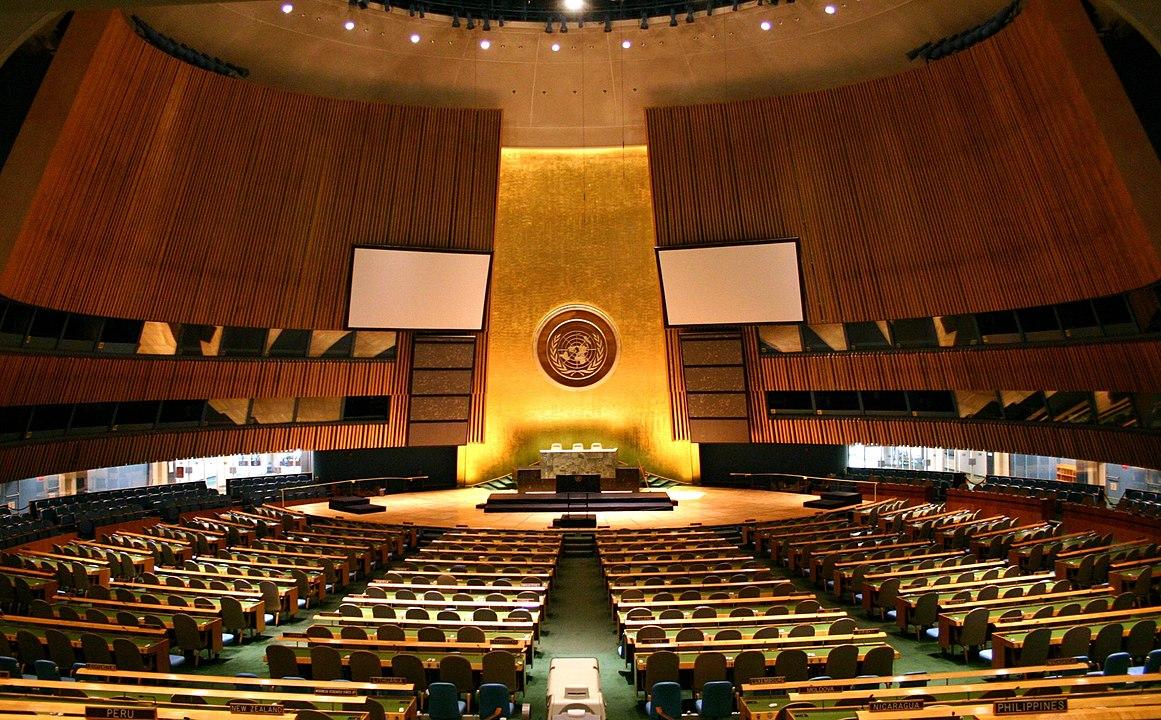 UN-Generalversammlung positioniert sich mit großer Stimmenmehrheit zu Uranwaffen